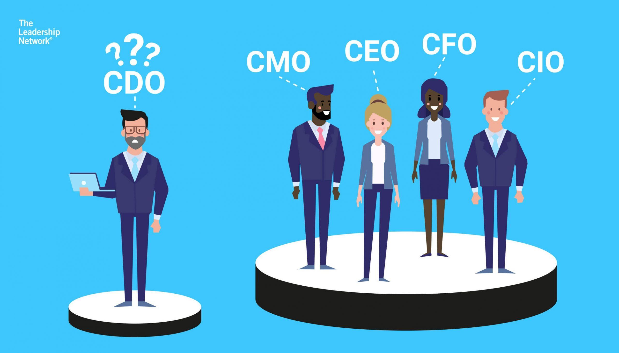 Không có kiến thức chuyên ngành có thể trở thành lãnh đạo giỏi được không?  – lãnh đạo và chuyển đổi số