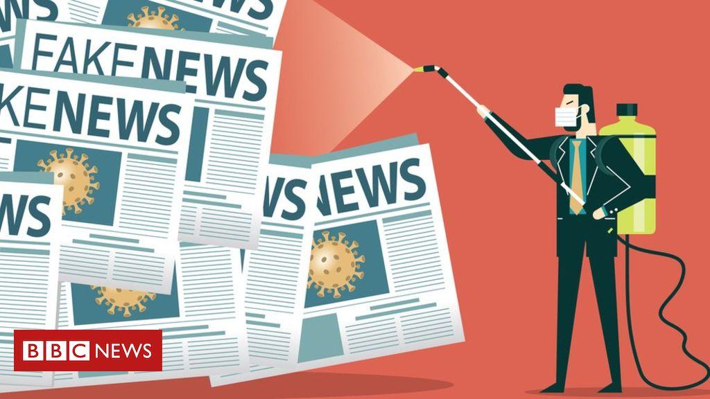 vấn nạn tin giả