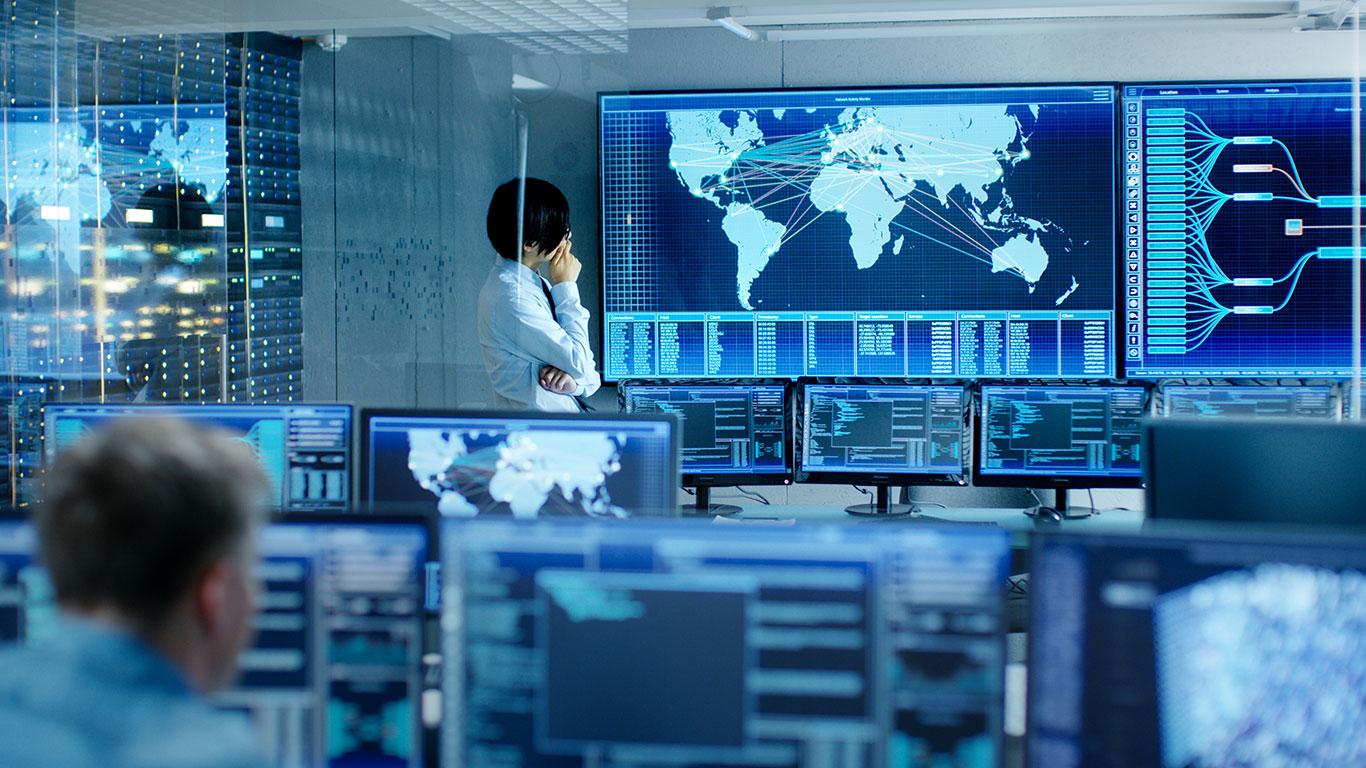 Digital Tower - Tháp điều khiển trung tâm Chuỗi Cung Ứng (real-time) mà các tập đoàn bán lẻ hướng tới